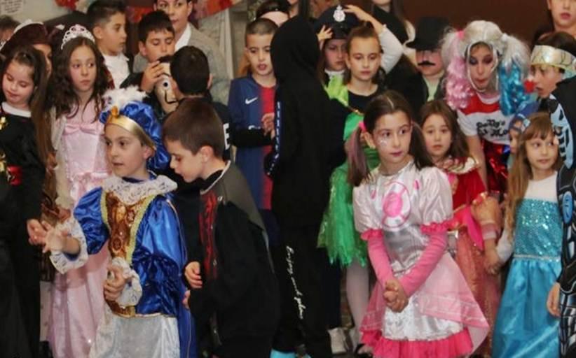 Ευχαριστήριο του 5ου Δημοτικού Σχολείου Καλαμπάκας για το αποκριάτικο πάρτι