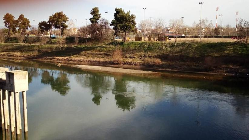 «Στεγνώνει» ο Πηνειός ποταμός - Ανησυχητική κατάσταση λόγω της ανομβρίας