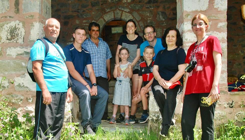 «Αναρριχητικές διακοπές στην Καλαμπάκα»  Εντυπώσεις από τον Fabian Kalmutzki