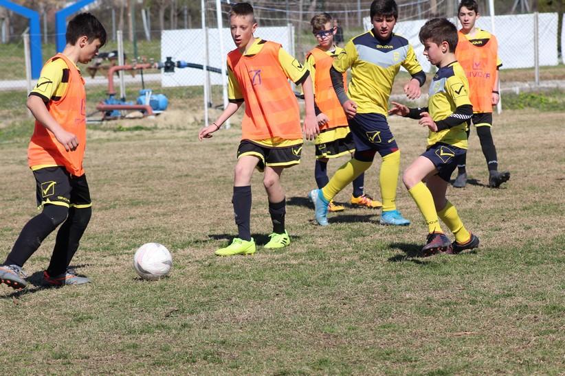 Κ14: Εικόνες από το παιχνίδι Πυργετός - Μετέωρα 2-0