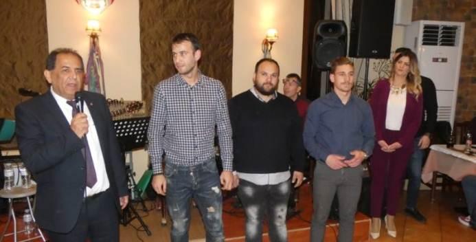 Χόρεψε ο  Α.Σ. Μετέωρα (εικόνες)