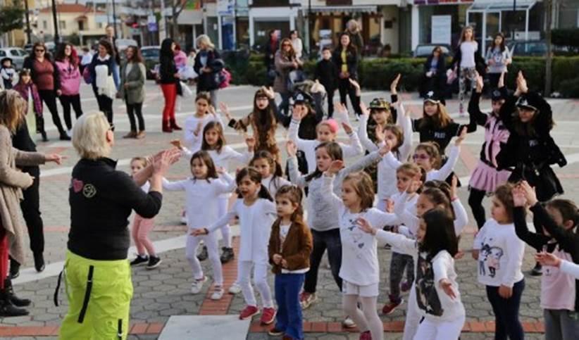 """Αποκριάτικες χορογραφίες από τη σχολή χορού """"Χορός & Έκφραση"""" στις 28/02/2020 στις 18:00"""