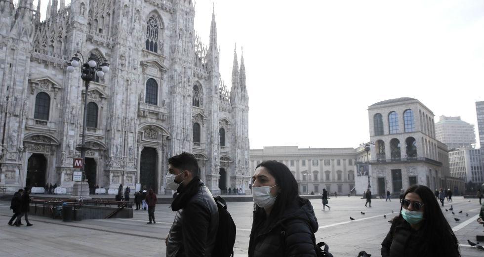 Έκτακτα μέτρα από τα δεκάδες κρούσματα του κορονοϊού στον ιταλικό Βορρά