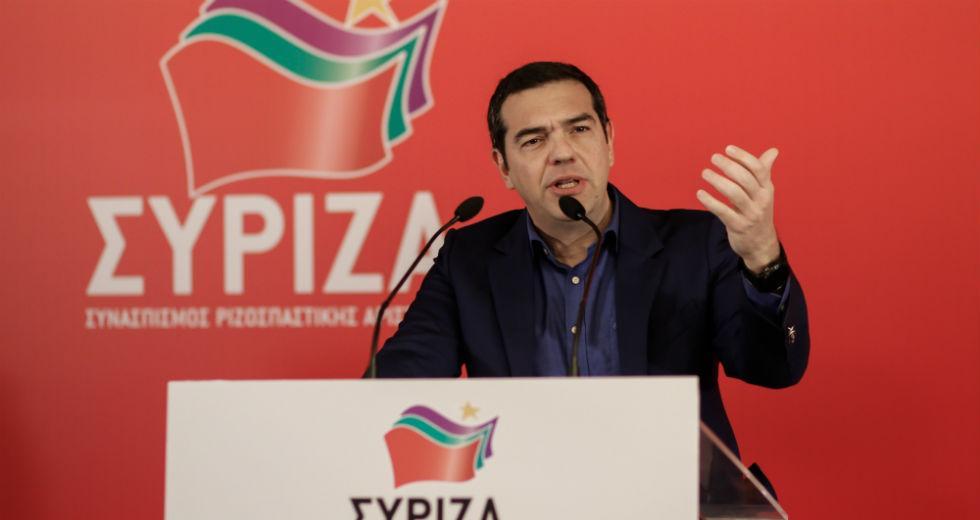 Ένα «κόμμα σε διαρκή κίνηση» το όραμα Τσίπρα