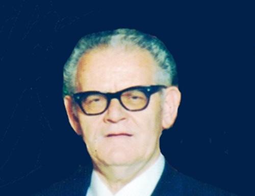 Έφυγε από τη ζωή ο πρώην Λυκειάρχης του ΕΠΑΛ Καλαμπάκας Κωνσταντίνος Σιούτας