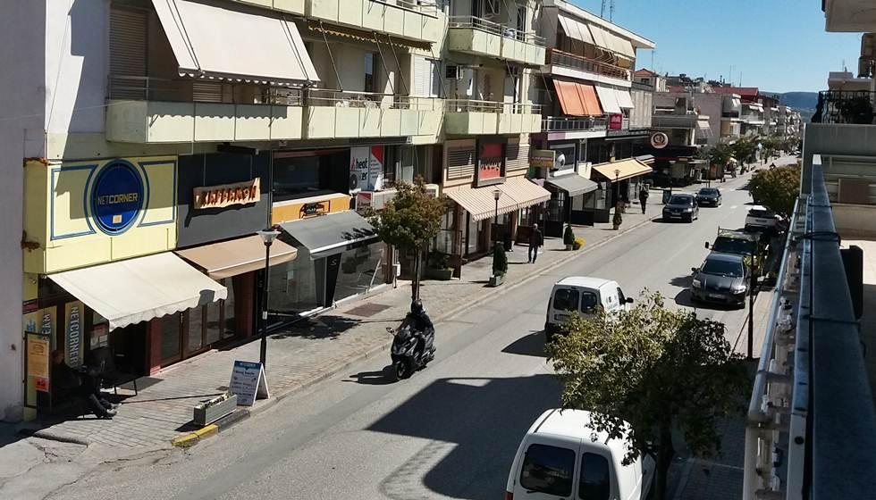 ΕΜΠΟΡΙΚΟΣ ΚΑΛΑΜΠΑΚΑΣ: Αναστολή λειτουργίας εμπορικών καταστημάτων από την Τετάρτη
