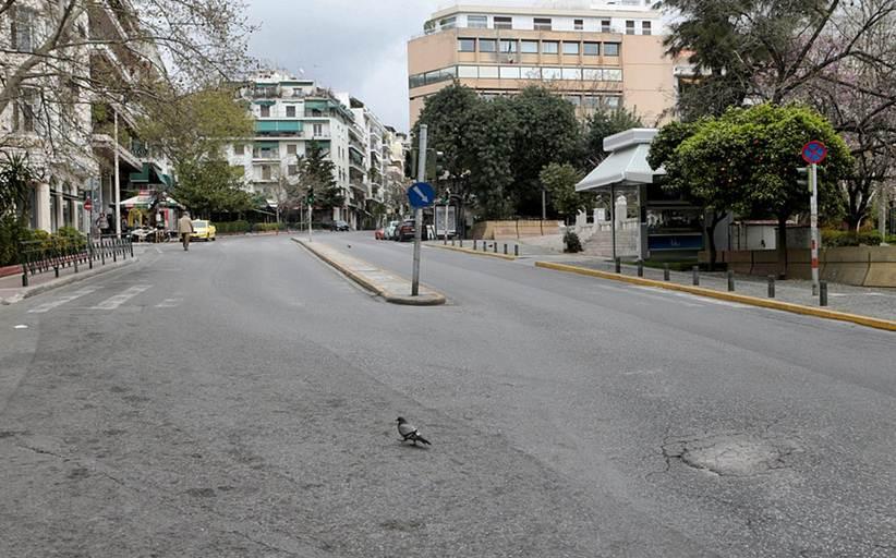 Κορωνοϊός: 1.155 παραβάσεις σε όλη την Ελλάδα για άσκοπες μετακινήσεις