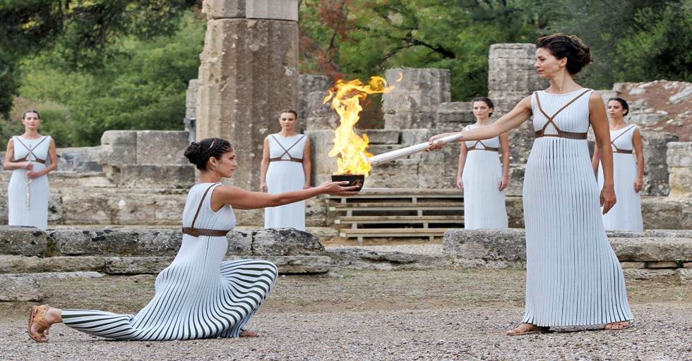 Ακυρώνεται η άφιξη της Ολυμπιακής Φλόγας στην Καλαμπάκα