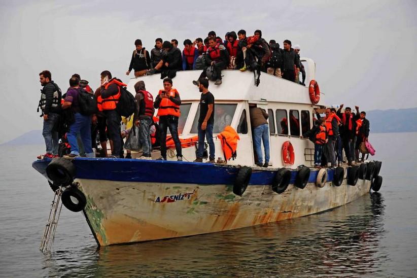 Ένα επώδυνο οδοιπορικό στο ελληνικό μεταναστευτικό πρόβλημα