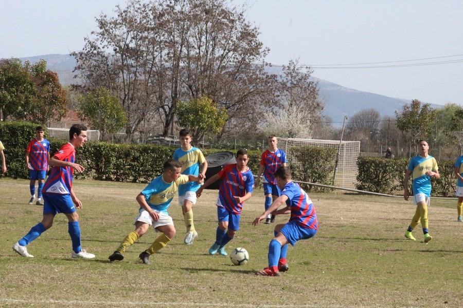 Κ16: Αποτελέσματα 12ης αγωνιστικής - Εικόνες από το ματς Α.Ο. Τρίκαλα - Α.Σ. Μετέωρα 3-0