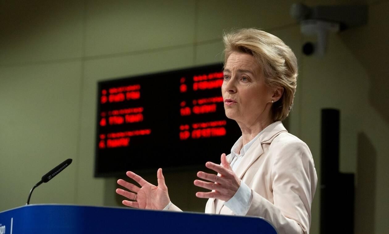 Κομισιόν: Τέλος οι κανόνες της δημοσιονομικής πειθαρχίας λόγω κορονοϊού