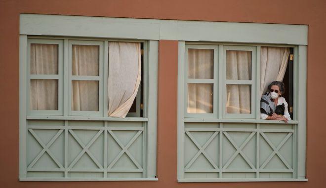 Οδηγίες για φροντίδα ύποπτου κρούσματος κορονοϊού στο σπίτι.
