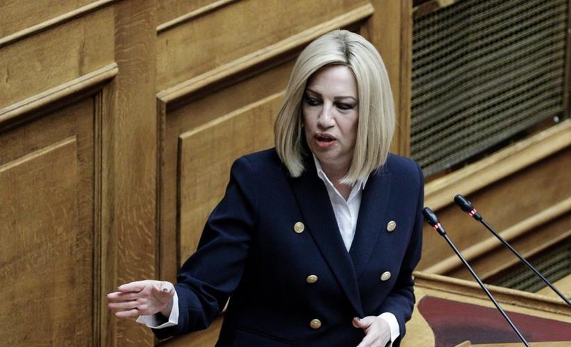 Τι είπε ο Μητσοτάκης στη Γεννηματά για τα περιοριστικά μέτρα - Οι θέσεις του ΚΙΝΑΛ