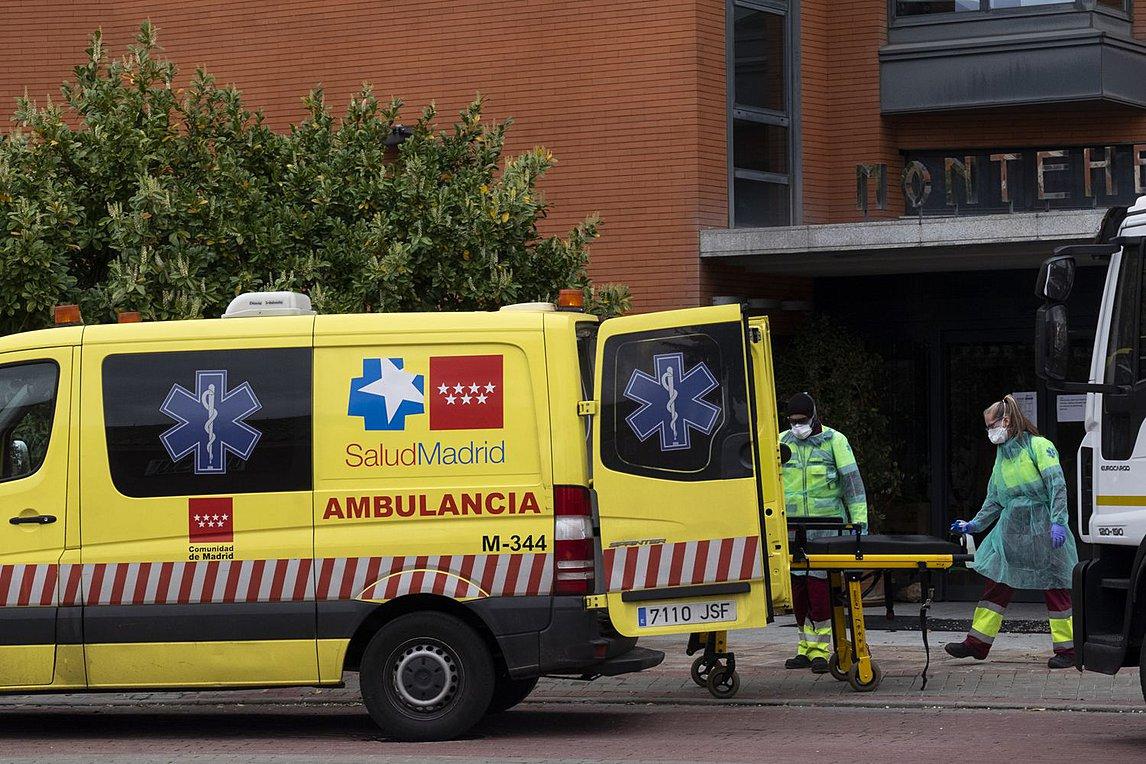 Κορωνοϊός: Η Ισπανία ξεπέρασε το φράγμα των 2.000 νεκρών- 462 θάνατοι και 4.517 νέα κρούσματα σε 24 ώρες