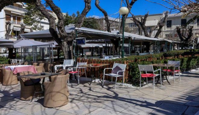 Κορονοϊός: Κλείνουν καφετέριες, μπαρ, εμπορικά κέντρα, αθλητικές εγκαταστάσεις