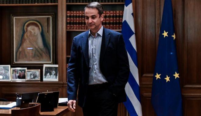 Μητσοτάκης: Επέκταση της ενίσχυσης των 800 ευρώ σε όσους πλήττονται - Κανονικά το δώρο Πάσχα
