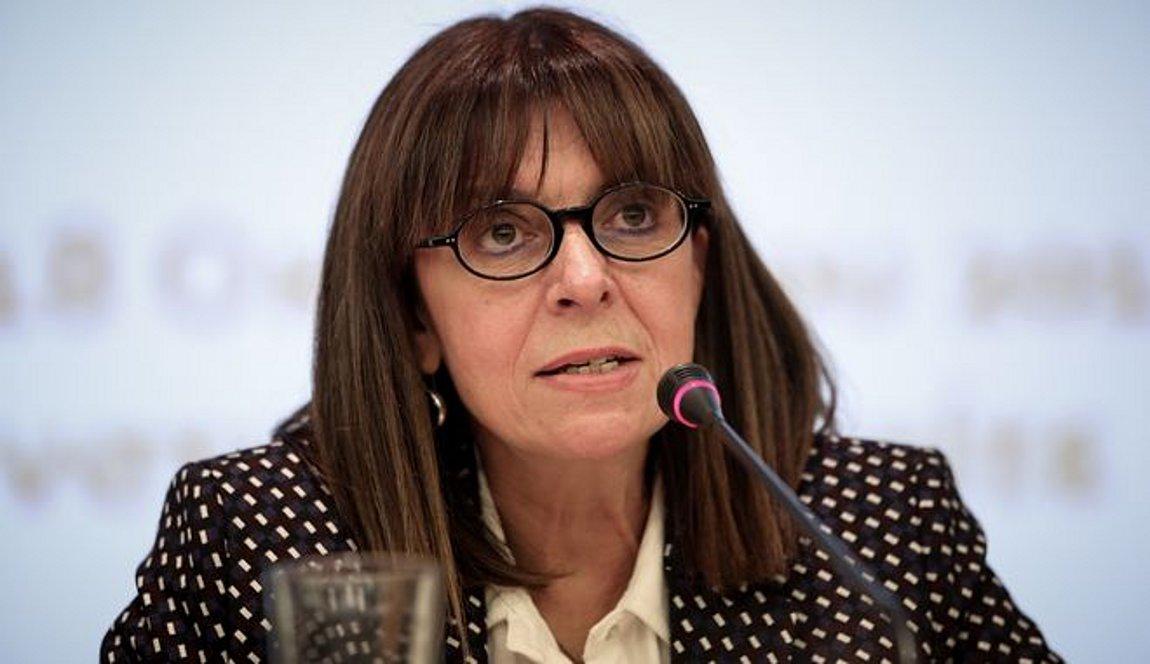 Κ. Σακελλαροπούλου: Να περιβάλουμε με φροντίδα τους πιο αδύναμους