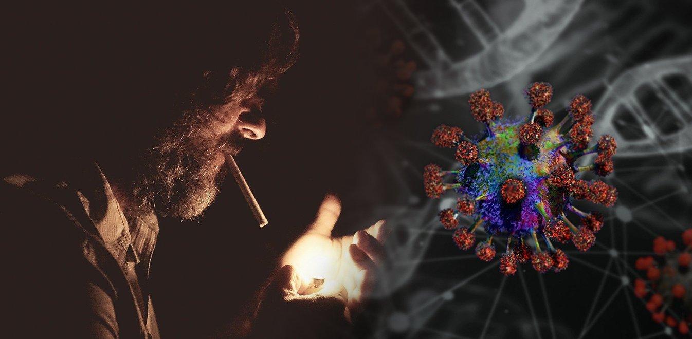 Κορονοϊός: Όποιος καπνίζει πάνω από 15 χρόνια είναι ευπαθής ομάδα
