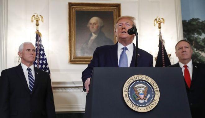 Κορονοϊός: Σε κατάσταση έκτακτης ανάγκης οι ΗΠΑ