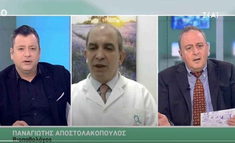 Ο συμπολίτης μας Βιοπαθολόγος Ιατρός, κ. Παναγιώτης Αποστολακόπουλος, μίλησε για τη θεραπεία του κορωνοϊού και για τα αντισώματα...