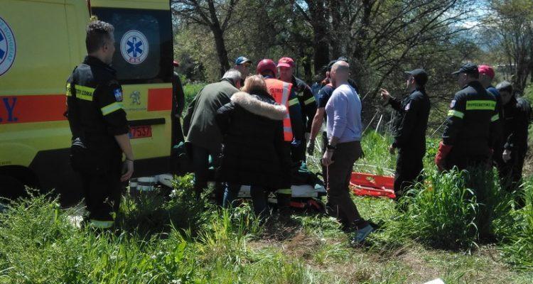Βρέθηκε νεκρή στον Ληθαίο η ηλικιωμένη τρικαλινή