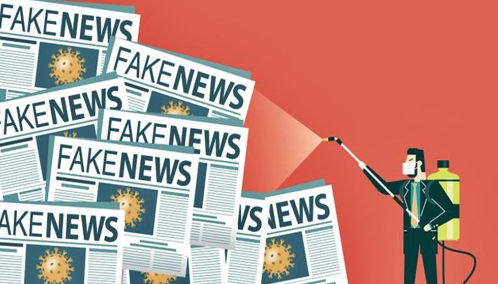 Covid-19: Πάνω από τους μισούς Έλληνες επηρεάστηκαν από fake news στην πανδημία