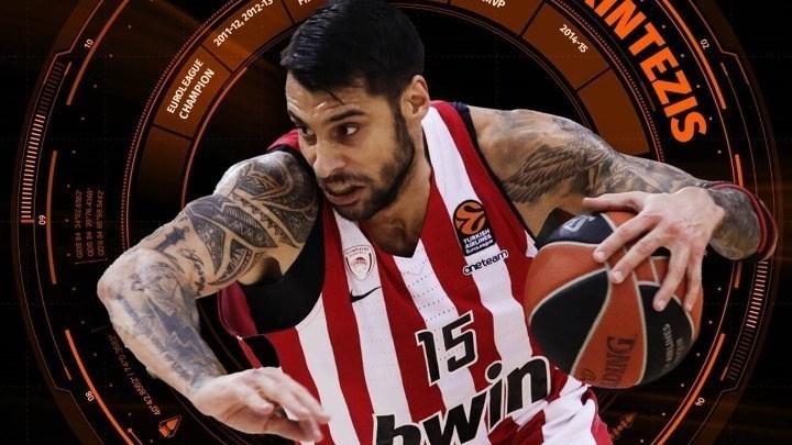 Γιώργος Πρίντεζης: Στην ομάδα της δεκαετίας της Euroleague (video)