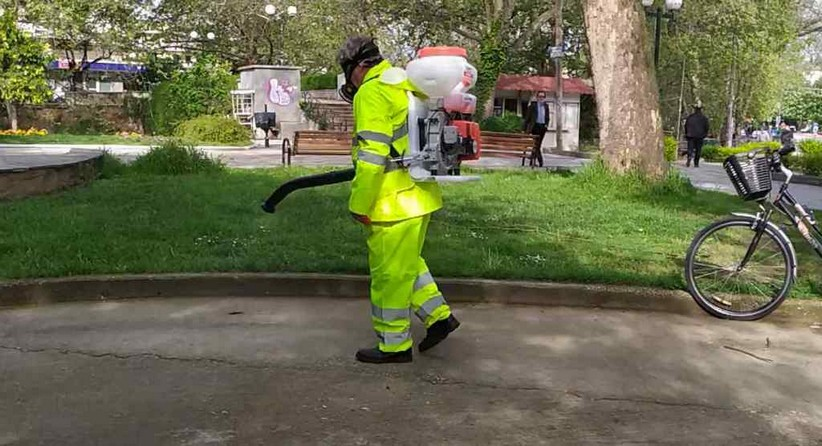 Αυξημένη καθαριότητα σε δημόσιους χώρους από τον Δήμο Τρικκαίων