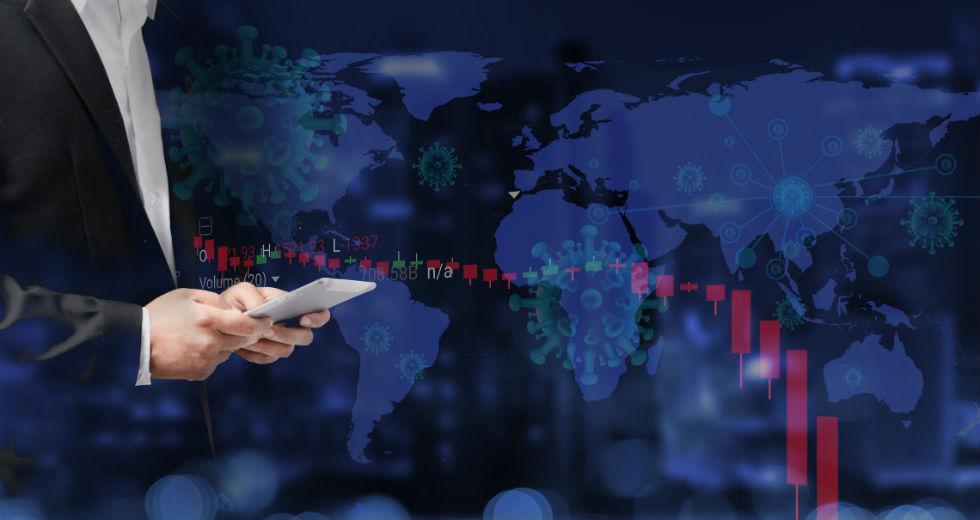 Χαμηλώνει η καμπύλη μετάδοσης στην Ευρώπη