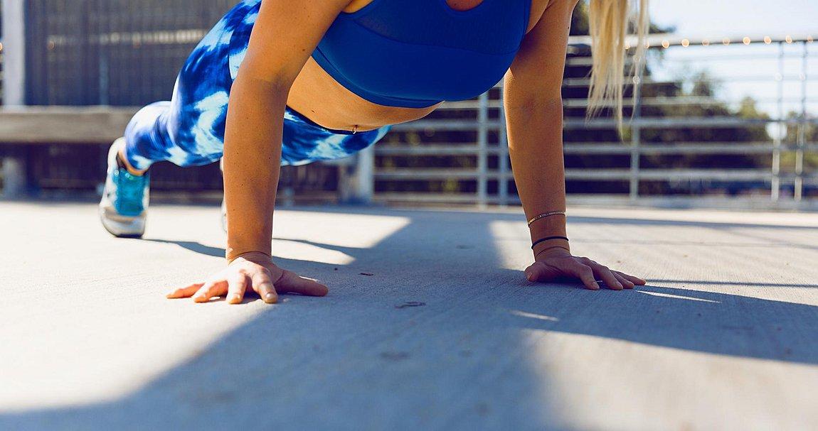 Η άσκηση ακόμα και μέσα στο σπίτι βελτιώνει την ψυχολογία μας
