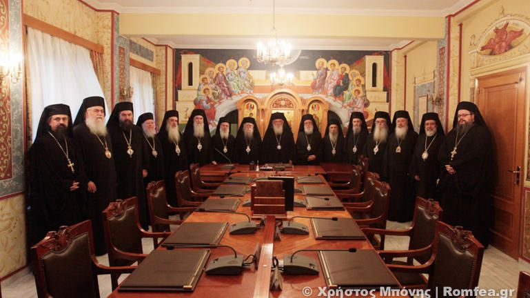 Διευκρινίσεις από την Ιερά Σύνοδο: Οι εκκλησίες θα είναι κλειστές για τους πιστούς τη Μεγάλη Εβδομάδα