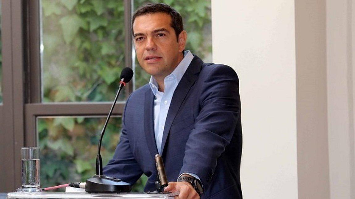 Τσίπρας: Συνειδητή επιλογή της κυβέρνησης για μια μεγάλη αναδιάρθρωση στις εργασιακές σχέσεις