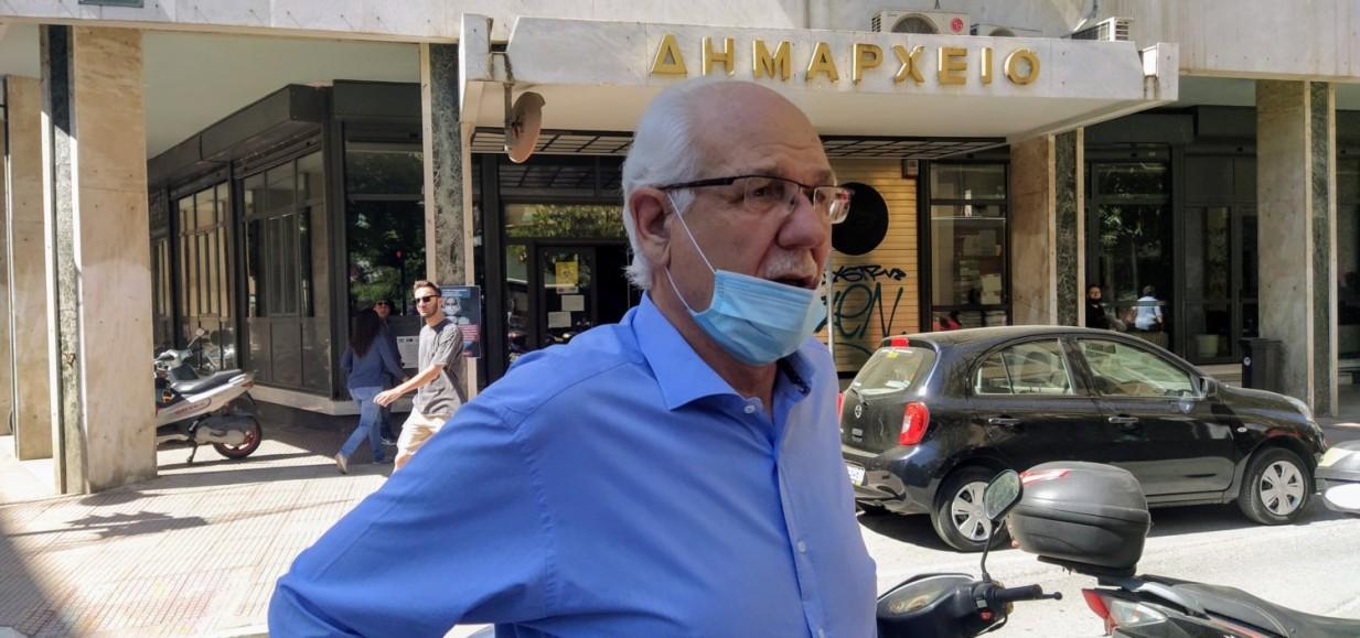 Καλογιάννης: Διάχυτη η ανησυχία για διασπορά του ιού στην πόλη