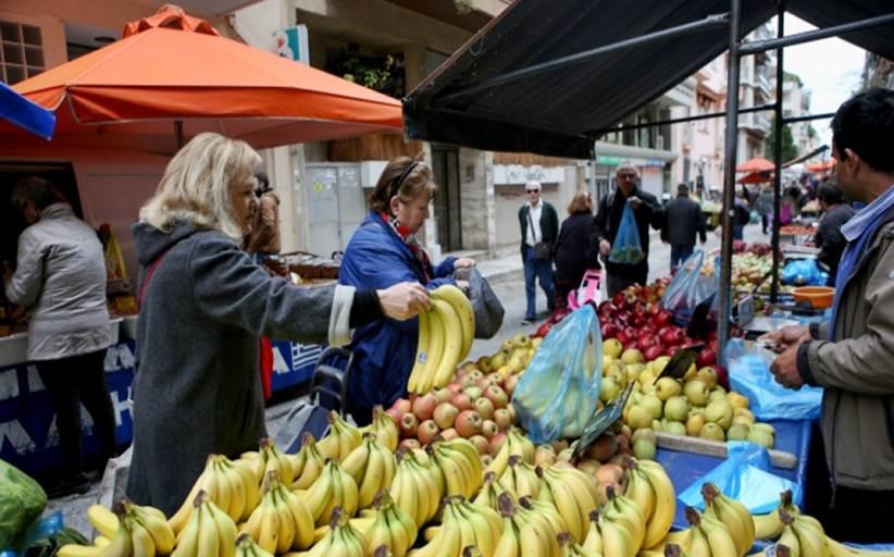 ΛΑΪΚΗ ΑΓΟΡΑ: Οι πωλητές που θα μπορούν να προσέλθουν την Παρασκευή