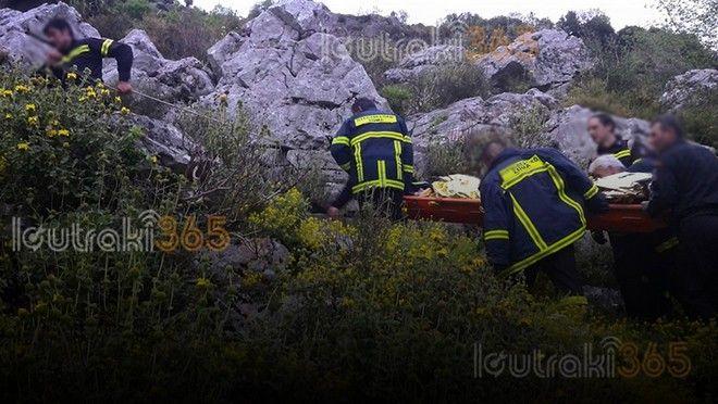 Τραγωδία στο Λουτράκι: Τέσσερις νεκροί σε σπηλιά - Έψαχναν για λίρες