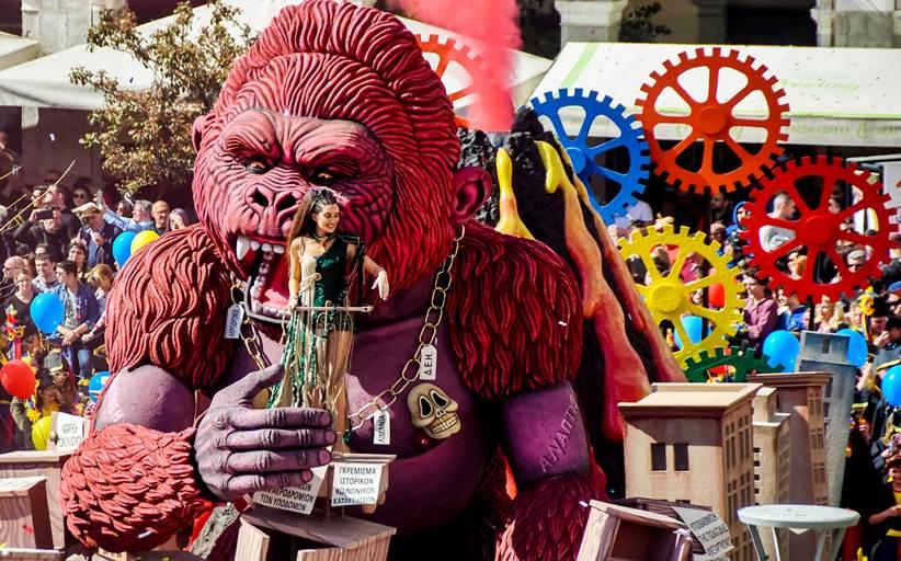 Πατρινό Καρναβάλι: Τον Σεπτέμβριο οι εκδηλώσεις!!!