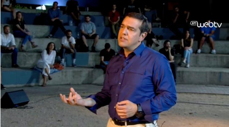 Τσίπρας: Σχεδιάζουν ανοσία της αγέλης στην οικονομία - Τώρα αρχίζει να θεσμοθετείται ο μισθός των 533 ευρώ