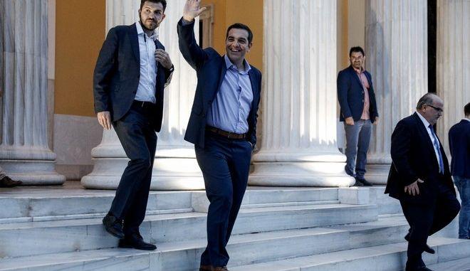 Μένουμε Όρθιοι 2: Το μεγάλο άνοιγμα του ΣΥΡΙΖΑ στη μεσαία τάξη