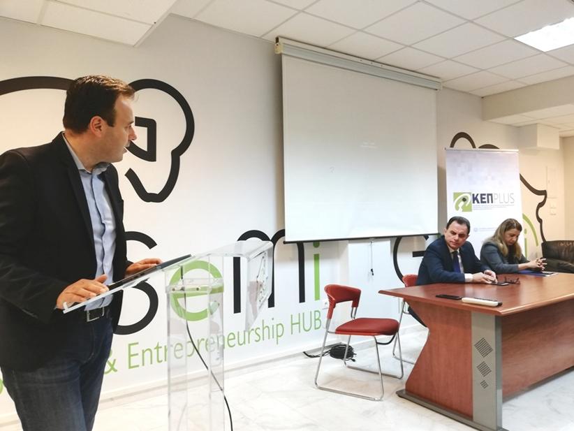 Παπαστεργίου: Η Αυτοδιοίκηση στηρίζει τα ΚΕΠ PLUS στη νέα, ψηφιακή Ελλάδα
