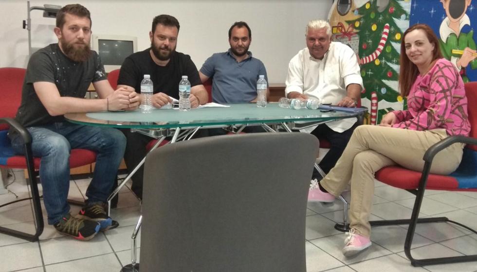Συνάντηση Εμπορικού Συλλόγου με Εντεταλμένο Σύμβουλο Τουρισμού της ΠΕ Θεσσαλίας, Γιάννη Μπουτίνα