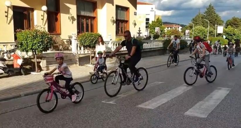 Ο Δήμος Μετεώρων τίμησε την Παγκόσμια ημέρα ποδηλάτου, με