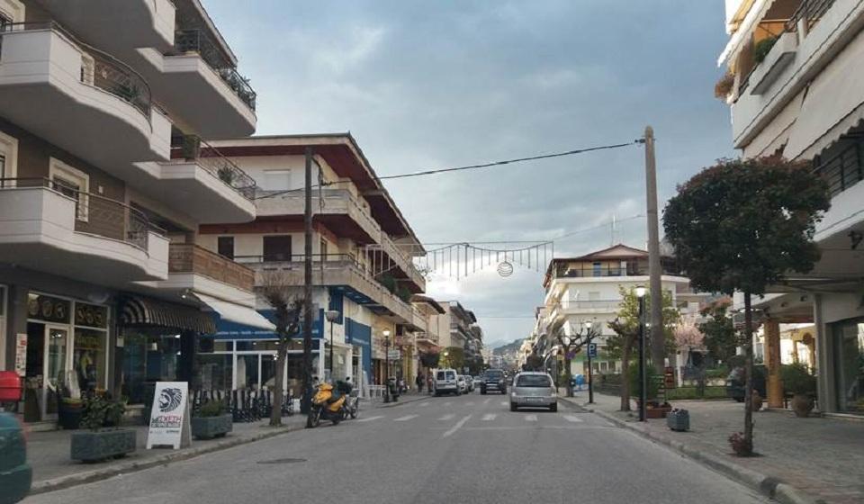 Η δημοτική ομάδα του κ. Αλέκου αποφάσισε το κλείσιμο της οδού Τρικάλων από Διβάνη έως Δασαρχείο