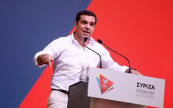 Τσίπρας: «Θα έχουμε νέα μέτρα λιτότητας τέλη Αυγούστου...