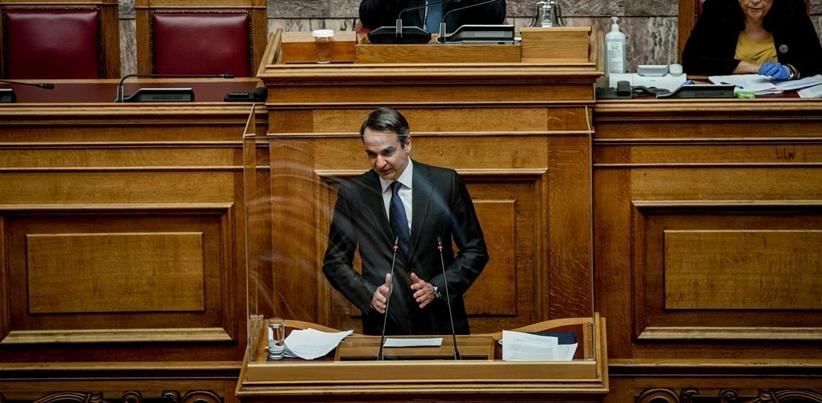 Μητσοτάκης - Βουλή: Αυξάνονται οι δόσεις για φόρο και ΕΝΦΙΑ