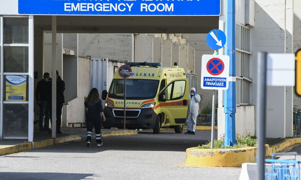Κορονοϊός: Κατέληξε 64χρονη από τον Εχίνο - Στους 188 συνολικά οι νεκροί