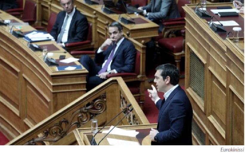 Αλ. Τσίπρας: Ο Μητσοτάκης να δώσει σήμερα κιόλας τη λίστα με τα ποσά που διένειμε στα ΜΜΕ