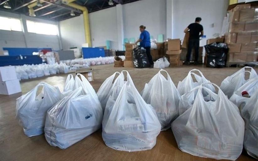 Διανομή προϊόντων προσωπικής υγιεινής στους δικαιούχους του KEA από το Δήμο Μετέωρων
