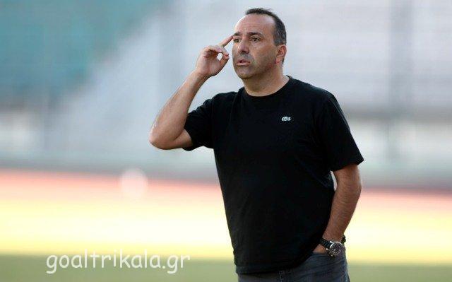 """Αμανατίδης: """"Μια επαγγελματική σχέση με τον ΑΟ Τρίκαλα τελειώνει εδώ"""""""