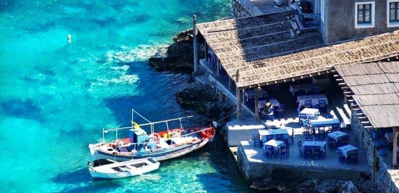 Τρίτη στις προτιμήσεις των τουριστών η Ελλάδα σε ολόκληρη τη Μεσόγειο