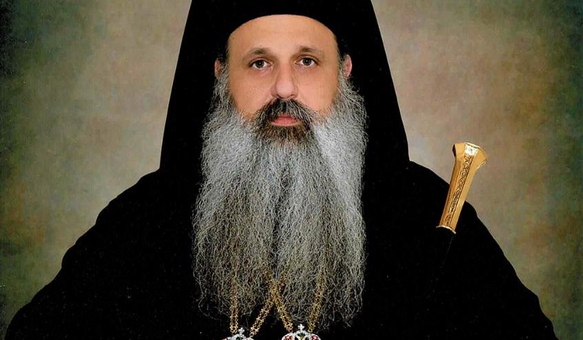 Ο Σεβασμιώτατος Μητροπολίτηςκ. Θεόκλητος σε ΄Αγιο Δημήτριο - Νέα Ζωή την Κυριακή και στη Διάβα τη Δευτέρα